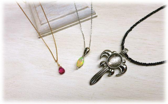 pendant&necklace