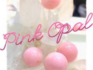 ピンクオパール パワーストーン