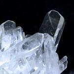 水晶 アーカンソー クラスター