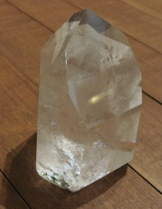 水晶 ポイント